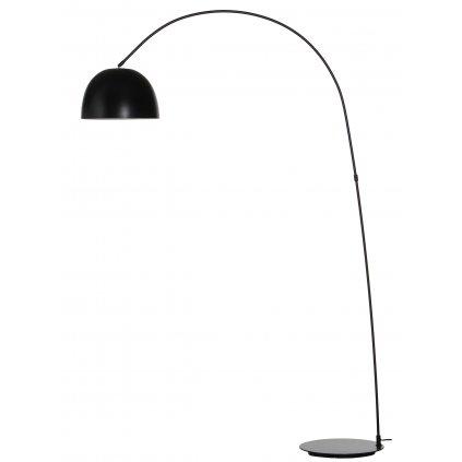 Lucca floor lamp matt black 63376