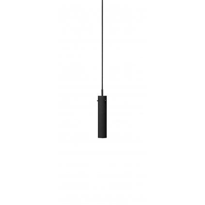 FM 2014 pendant black 5.5 cm H24 cm