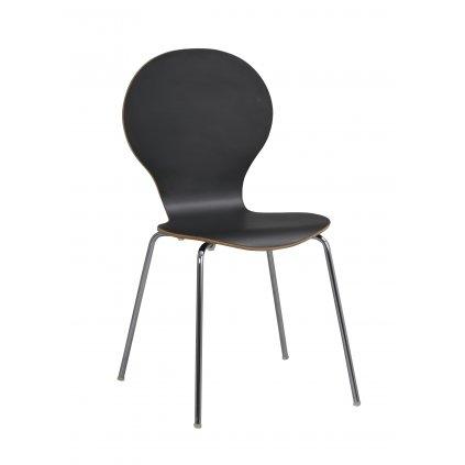 52116 a Fusione stol svart R