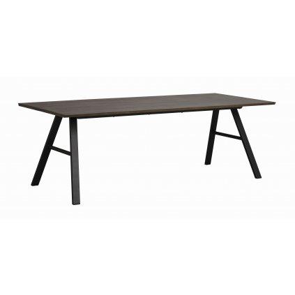 119401 b, Brigham matbord brun ek R