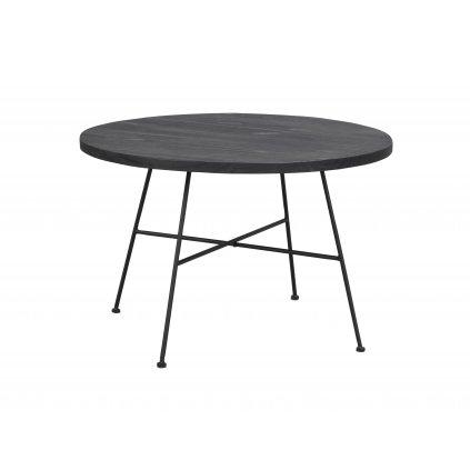 119658 b, Grafton soffbord, svart