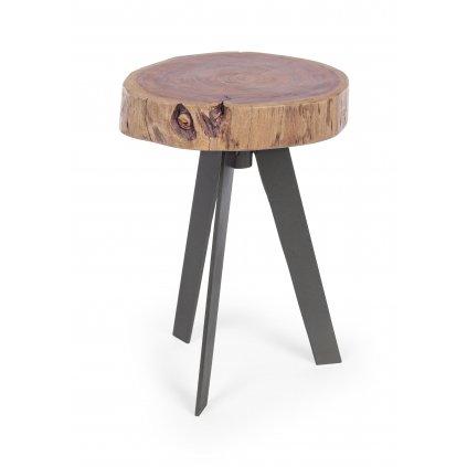22307 kulaty konferencni stolek aron 32 cm