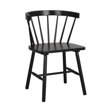 111020 b, Casey chair, black