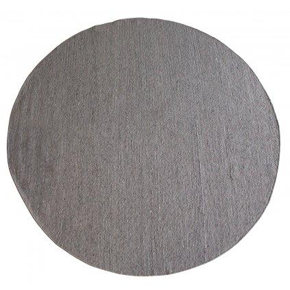 120452 a Auckland carpet grey wool