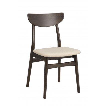 120067 b, Rodham chair, brown beige