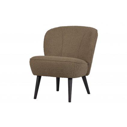 28382 1 sara armchair teddy clay