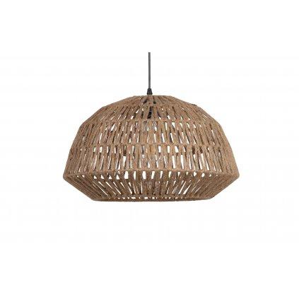 4850 6 zavesne svetlo kace prirodni 45cm