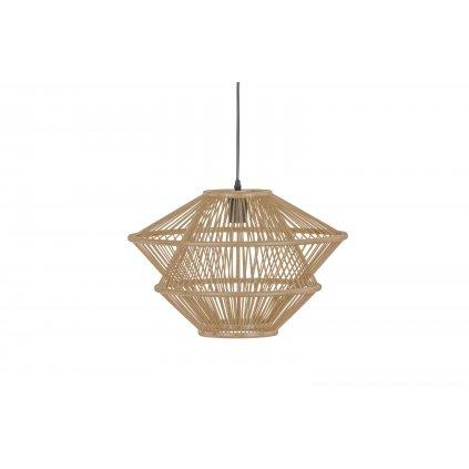 4931 1 zavesne svetlo bamboo prirodni