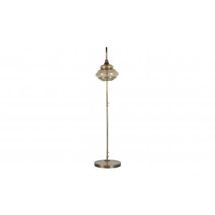 4946 5 stojaci lampa obvious mosaz