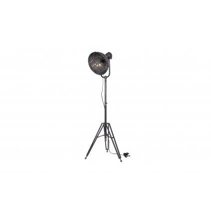 4970 5 stojaci lampa spotlight antracit