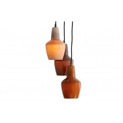 5000 2 zavesna svetla pottery multi