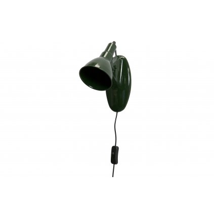 5021 2 nastenna lampa masterpiece zelena