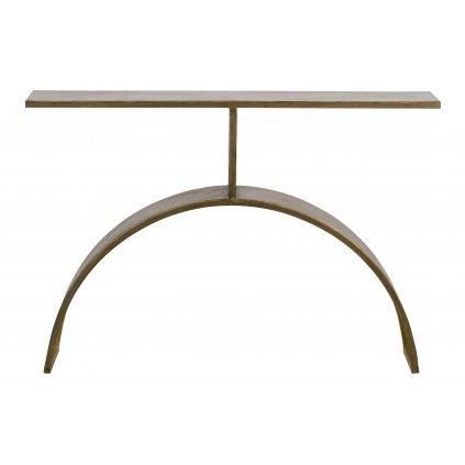 8396 6 odkladaci stolek altar mosaz