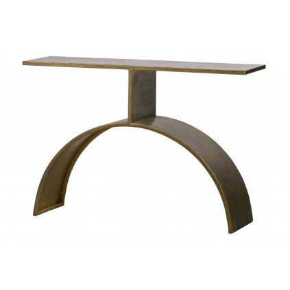 8396 1 odkladaci stolek altar mosaz