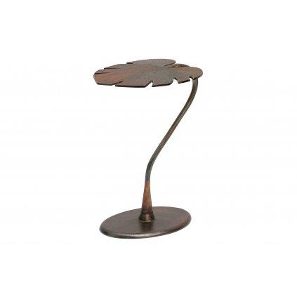 8426 2 odkladaci stolek stylish zlaty