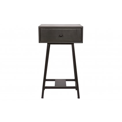 8528 4 odkladaci stolek skybox cerny