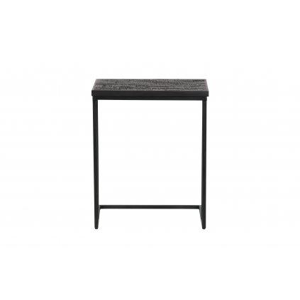 8582 odkladaci stolek sharing tvar u cerny