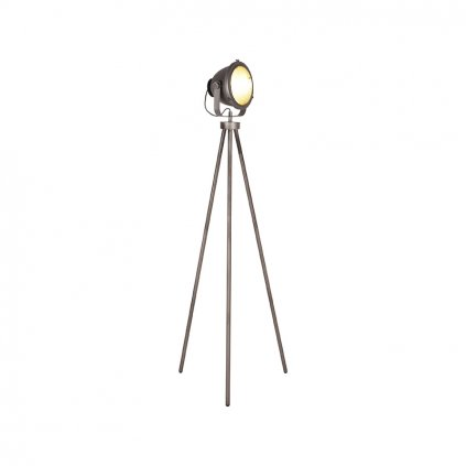 vloerlamp tuk tuk burned steel metaal 34x23x150 cm perspectief