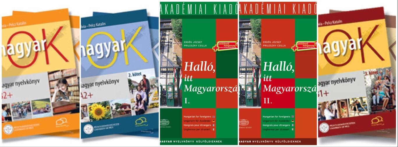 Učebnice maďarštiny