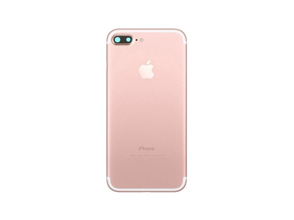 Apple iPhone 7 Plus Bag Cover Rose Guld1503932045.7567