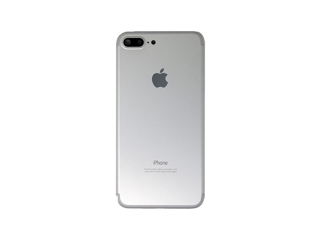 3 Apple iPhone 7 Plus Back Housing Silver 1 700x600