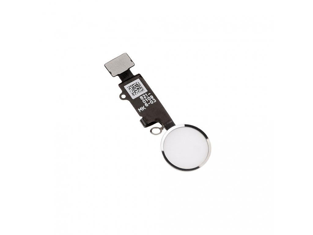 Apple iPhone 8 - Home Button Silver
