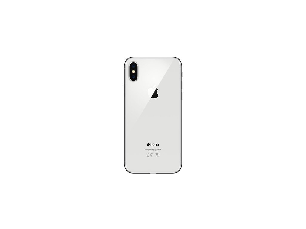 iphone x 64gb silver back format 960