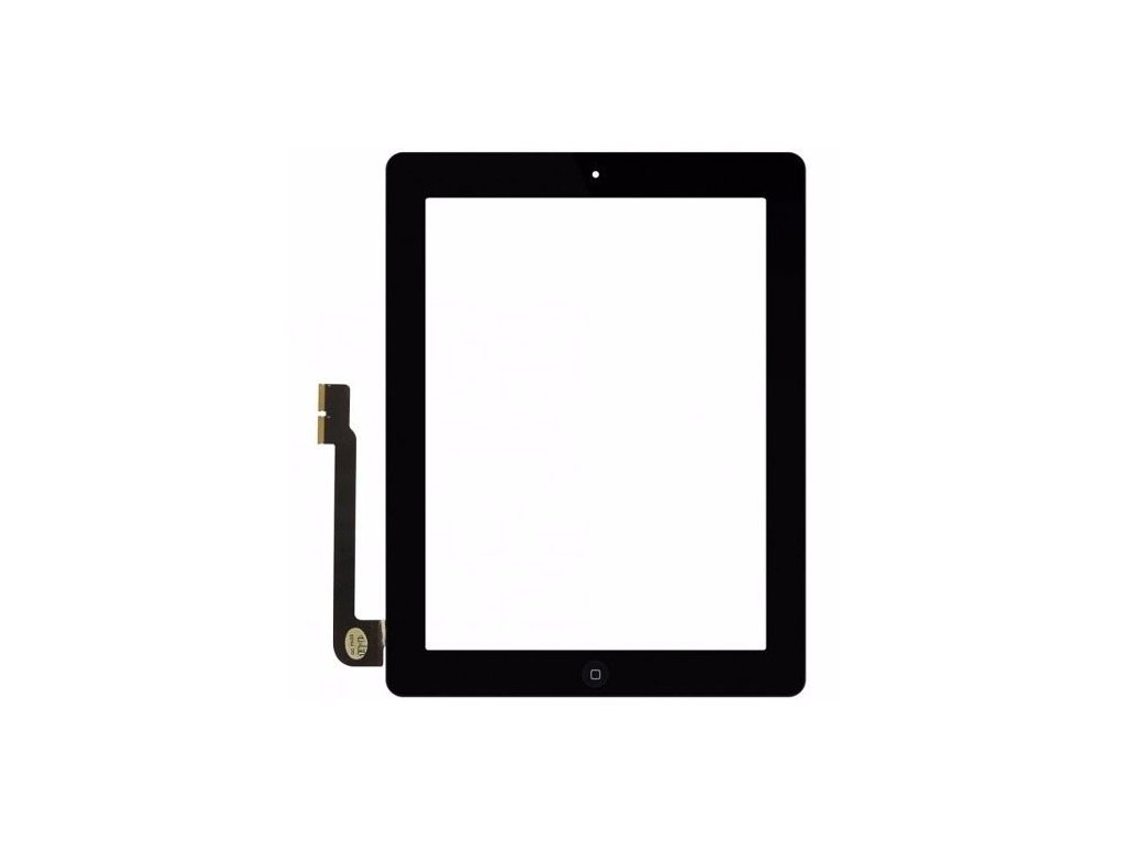iPad 3 Digitizer Screen Assembly Black