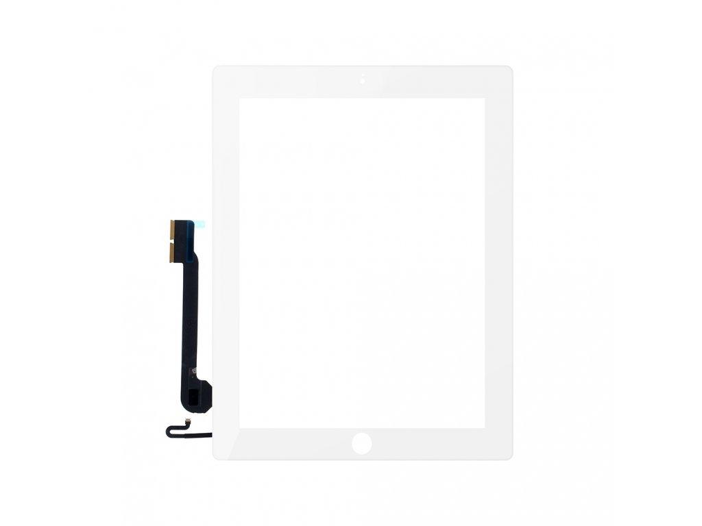 Apple iPad 4 - Dotykové sklo - White