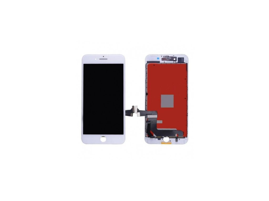 iPhone 8 Plus - White - LCD + TouchScreen