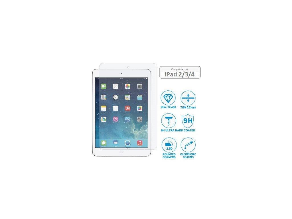 iPad 2,3,4 sklo