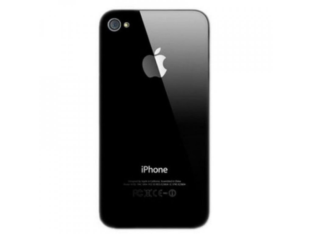 iPhone 4 Back Cover