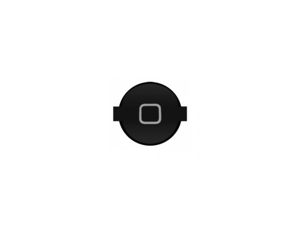 Apple iPhone 4 Home Button Black 600x315