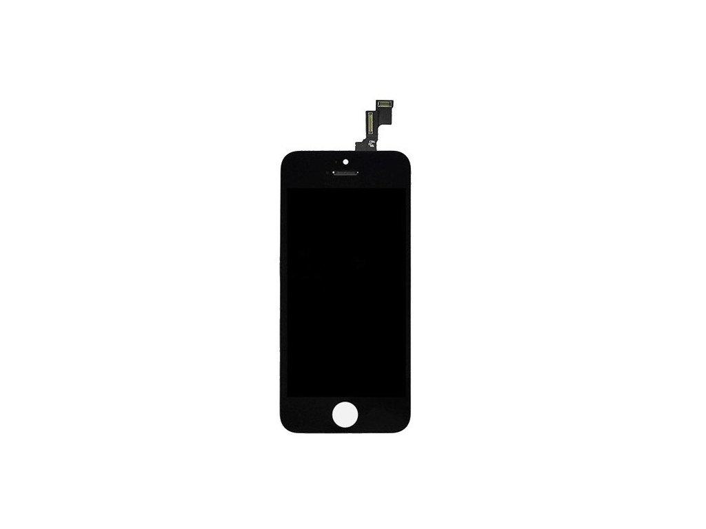 101377 1 lcd displej dotykova deska iphone 5s service pack black oem nahradni dil