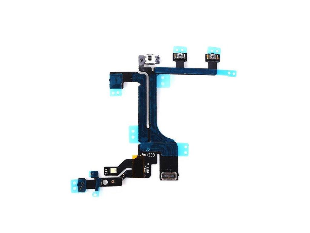 ori grade iphone 5c light sensor power power button flex neepools 1611 10 neepools@4