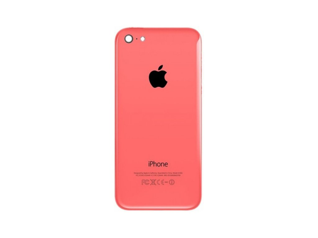 iphone 5c Back Housing Replacement Red 700x600