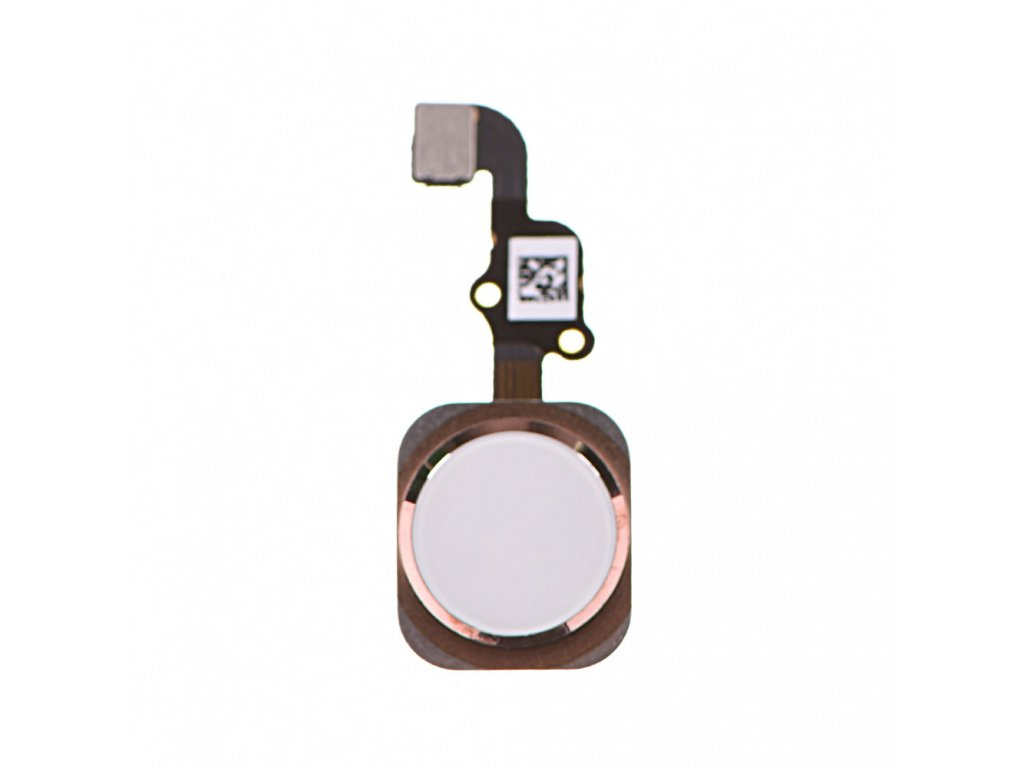 replacement for iphone 6s 6s plus home button with flex cable assembly rose gold 1