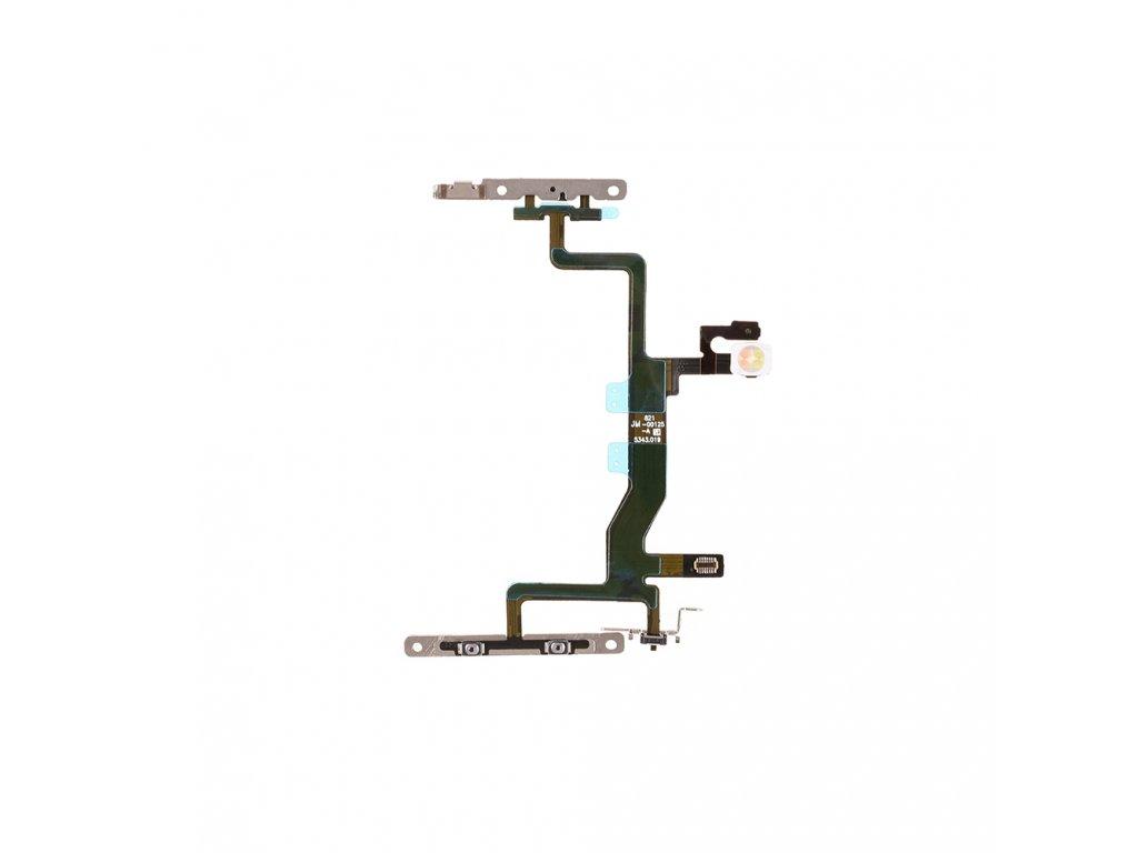 Apple iPhone 6S - zapínací flex kabel + tlačítka hlasitosti