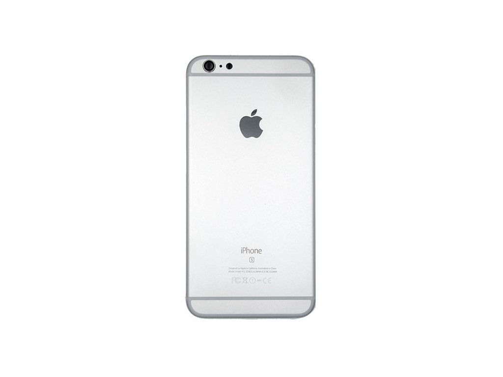19 Apple iPhone 6S Back Housing Silver 1 700x600
