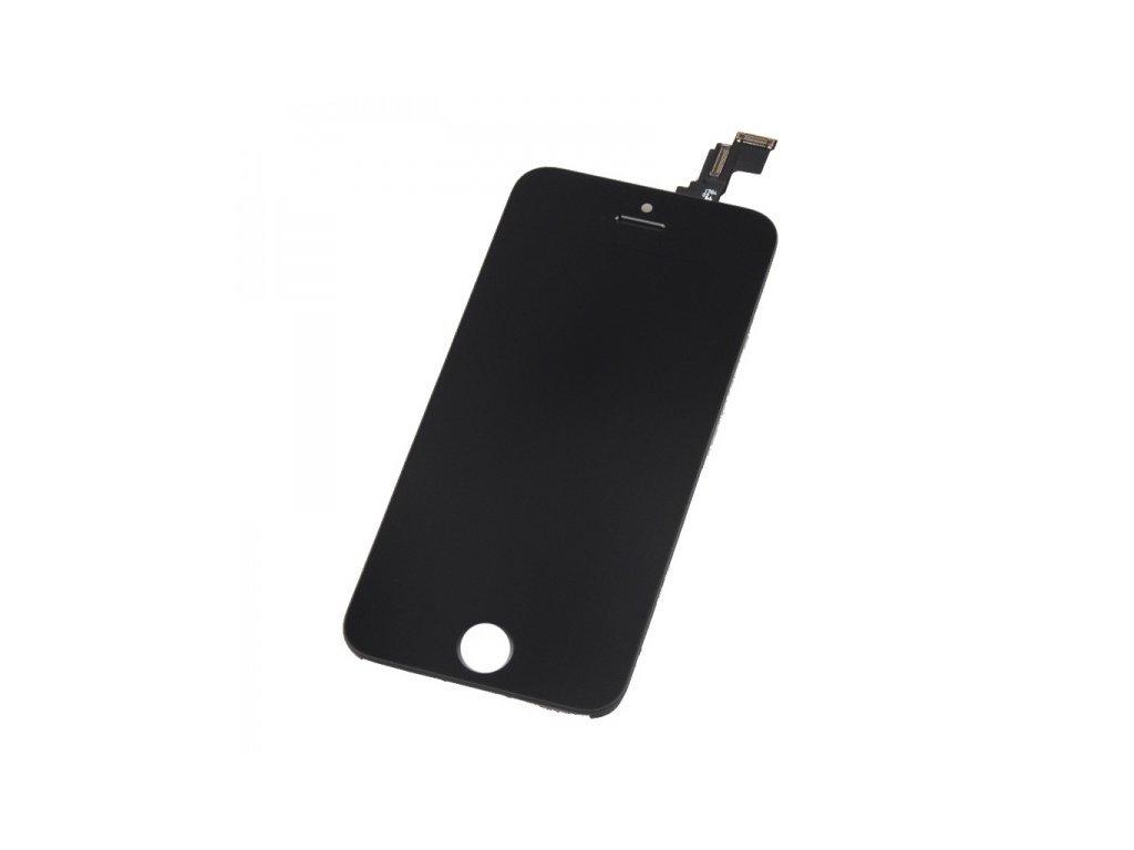 47941 lcd displej dotykova deska iphone 5c black oem nahradni dil