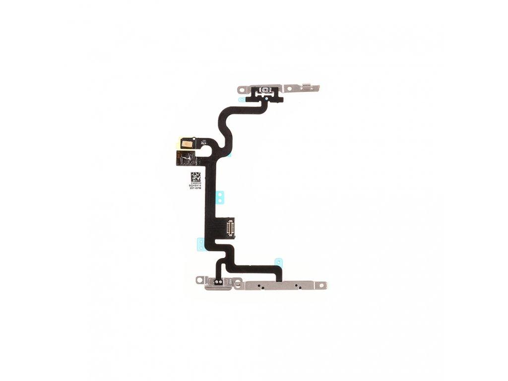 Apple iPhone 7 - zapínací flex kabel + tlačítka hlasitosti