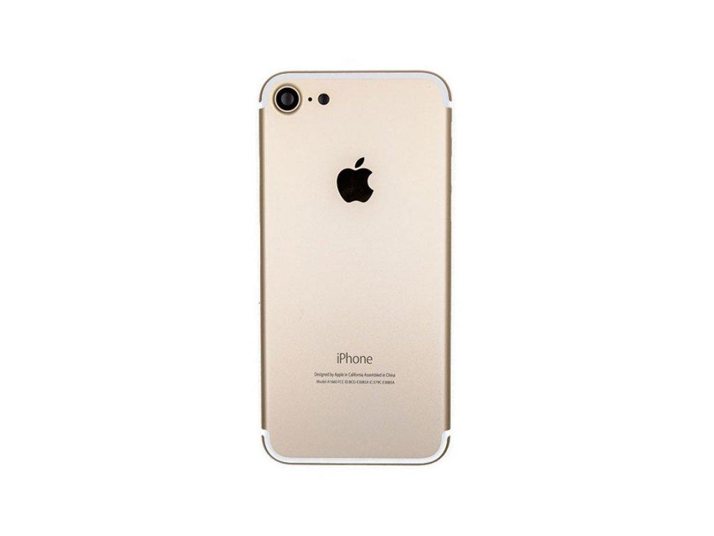 10 Apple iPhone 7 Back Housing Gold 1 700x600