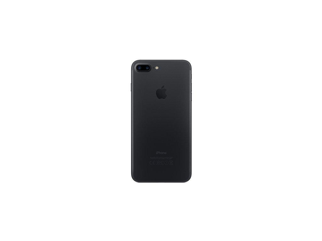 iPhone 7 Plus Black Back