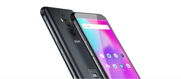 Nejvýkonnější odolný telefon AGM X3 v AKCI