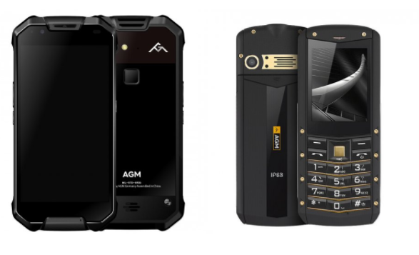 Nové modely odolných telefonů již brzy skladem