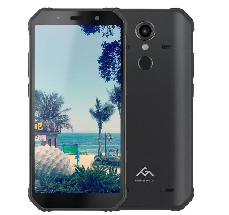 Nový odolný telefon AGM A9 je dostupný skladem