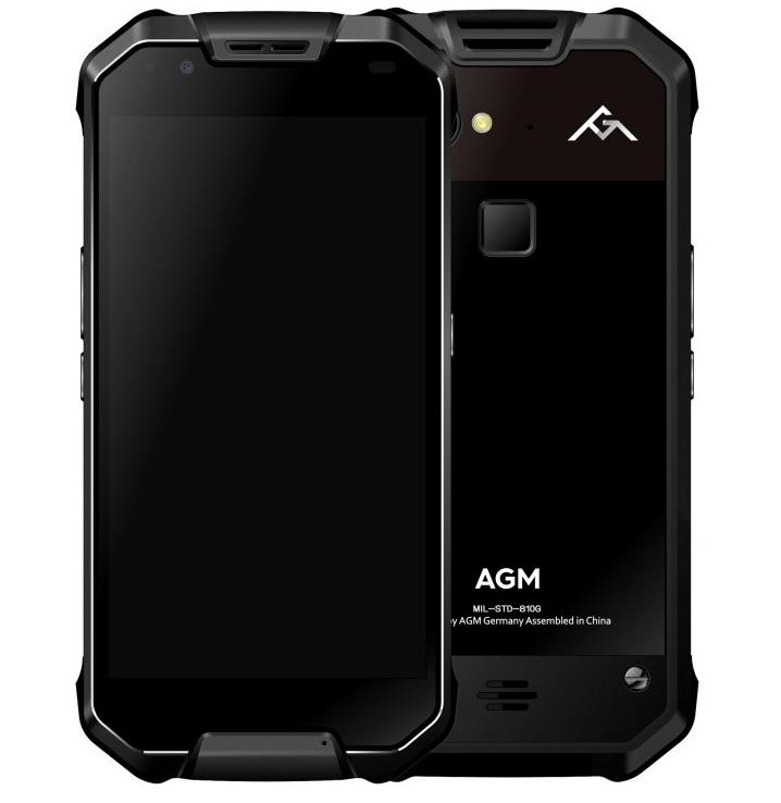 Vánoční sleva na odolný telefon AGM X2
