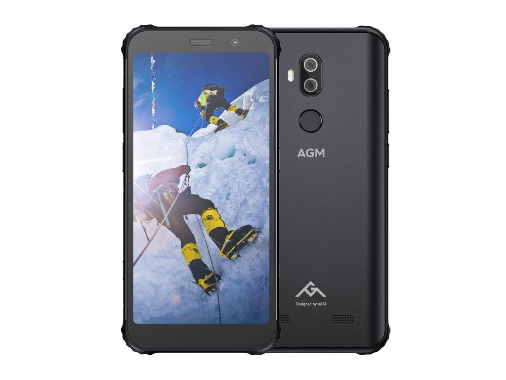 Odolný telefon AGM X3 dostupný skladem