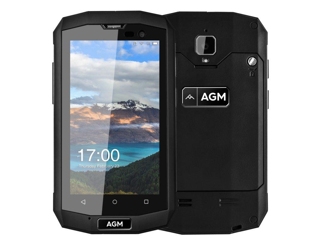 Nově v nabídce odolný telefon AGM A8 mini