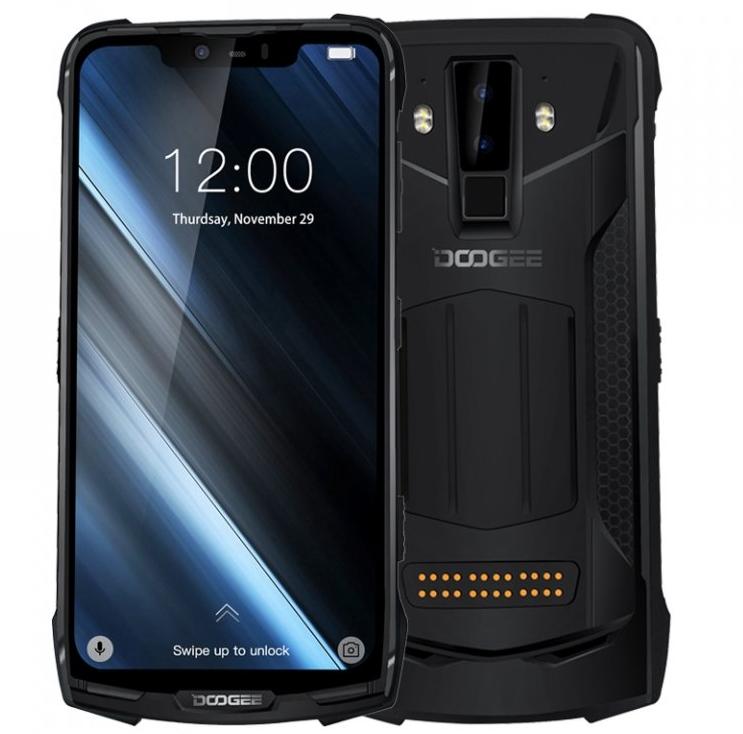 Nově v nabídce odolný telefon Doogee S90
